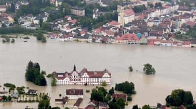 Floods wreak havoc across central Europe