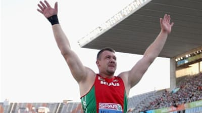Belorussia's doping nightmare