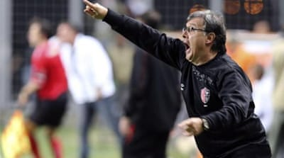 Martino to become Barcelona coach