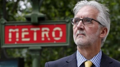 Longtime British cycling president Brian Cookson has been disappointed by public mud-slinging of recent weeks [AFP]