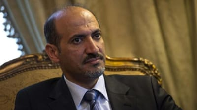 Ahmad al-Jarba: 'Al-Assad will not win'