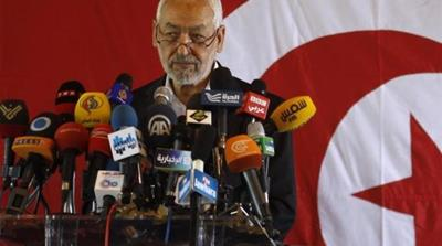 Tunisia's Ennahdha accepts negotiation plan
