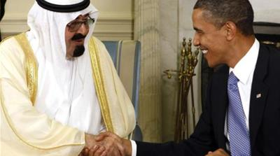 Egypt crisis strains US-Saudi ties
