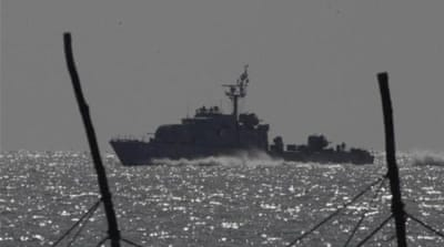 US boosts naval presence amid Syria tensions