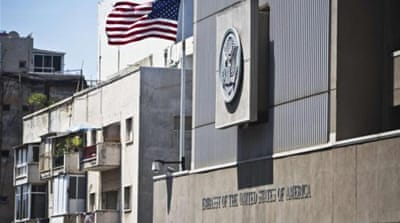 At least 25 US embassies had initially been ordered closed on Sunday in response to a terror threat [EPA]