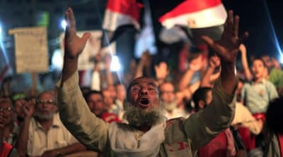 In Orwellian Egypt, a state of denial rules
