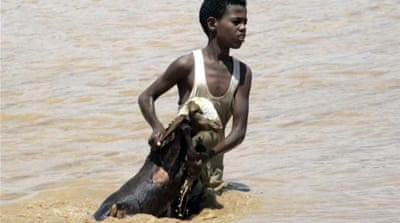 Many killed in Sudan floods