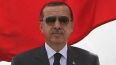 Turkey's Prime Minister Recep Tayyip Erdogan visited Mogadishu in August 2011 [Reuters]