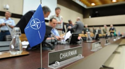 "Converging technologies growing ""faster than our ability to legislate or regulate"" put new stresses on NATO [AFP]"