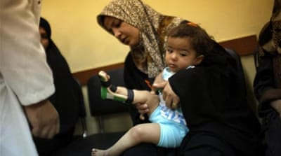 'No clear evidence' for rise in Iraqi birth defects