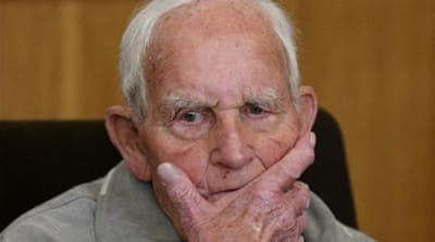Germany tries 92-year-old for Nazi war crime