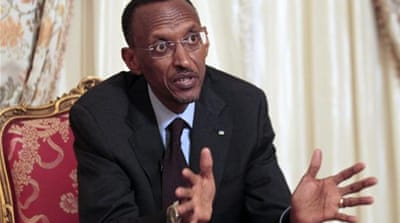 """The MDGs are about more than just development; in many cases, they have helped spur vital, and often long overdue, good governance reforms,"" writes President Kagame [AFP]"