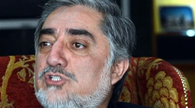 Afghan deja vu: Abdullah to run for president