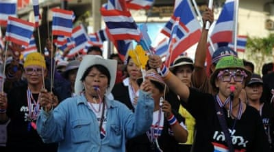 Thailand braces for new set of mass protests