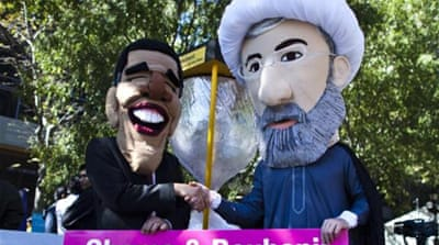What do Obama and Rouhani have in common?