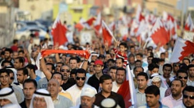 Bahrain has been grappling with nationwide protests since early 2011 [EPA]