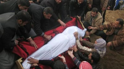 The Iraqi government's war on terror will not diminish the suffering of the Iraqi population, writes the author [AP]