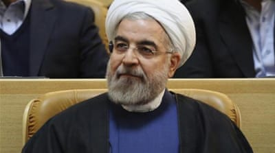 Executions have exponentially risen since the election of President Hassan Rouhani  [AP]