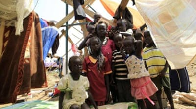 Hopes of peaceful development in South Sudan two years after independence have been shattered [Reuters]