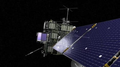 Space probe awakes with 'Hello World' message