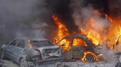 Al-Qaeda group claims attack on Beirut suburb
