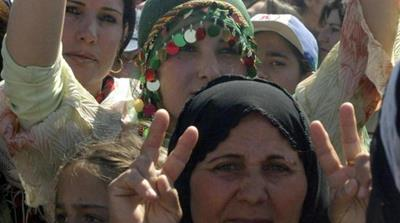 The rise of Syria's Kurds