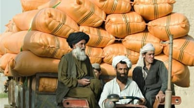 The future of a peaceful Afghanistan is in the hands of the tribes of Afghanistan, argues Ali Seraj [AFP]