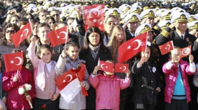 Although Turkey is in better shape than many fellow Muslim countries, its star doesn't shine as before [AFP]