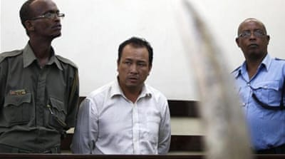 Tang Yong Jian has pleaded guilty to charges of illegal possession and dealing in ivory [Reuters]