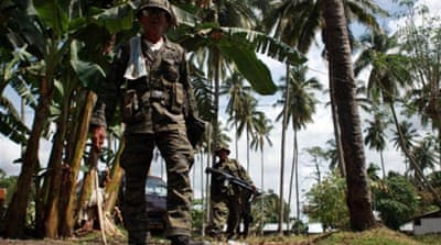 Philippines army kills Muslim rebel holdouts