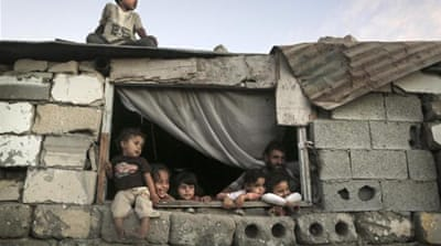 Gazan children have suffered severely from Israeli attacks [EPA]