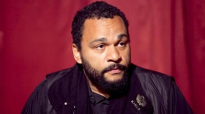 Dieudonne has been repeatedly convicted for inciting racial hatred and anti-Semitism [Reuters]