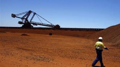 Is Australia's mining boom losing steam?