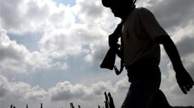 Mexico using vigilantes to fight cartels
