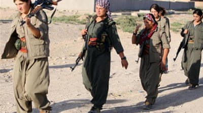 Is 'Peshmerga chic' offensive?