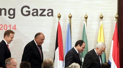 Gaza plan 'relieves Israel of responsibility'