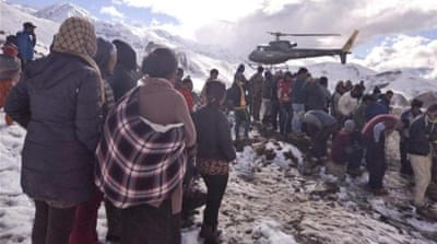 More bodies found in Nepal avalanche area
