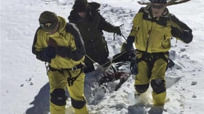 Death toll rises in Nepal avalanche area