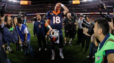 It took Manning 246 games to break the record [Getty Images]