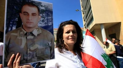 Talks stalled over abducted Lebanese soldiers