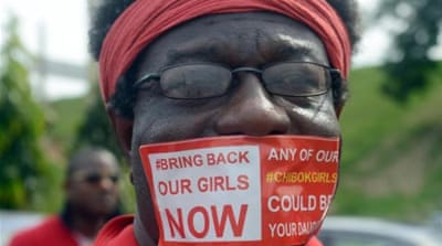 Hijacking Nigeria's #BringBackOurGirls campaign