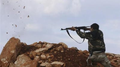 Rebels attack army posts in Syria's Idlib