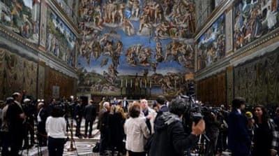 Sistine Chapel for rent: Is nothing sacred?