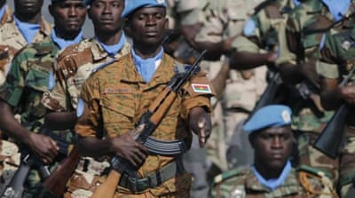 UN troops are trying to stabilise Mali's north, which fell under the control of an al-Qaeda-linked group [File: Reuters]