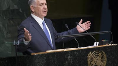 Netanyahu called attention to the regional shifts in the Arab world, writes Falk [AP]