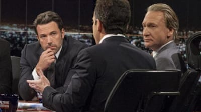Why is Ben Affleck defending Islam?