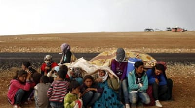 Canada's closed door policy for Syrian refugees