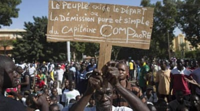Burkina Faso: Uprising or military coup?