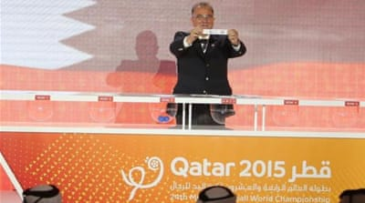 The tournament is scheduled to take place in Qatar from January 15 [AFP]