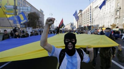 Does Ukraine have an anti-Semitism problem?